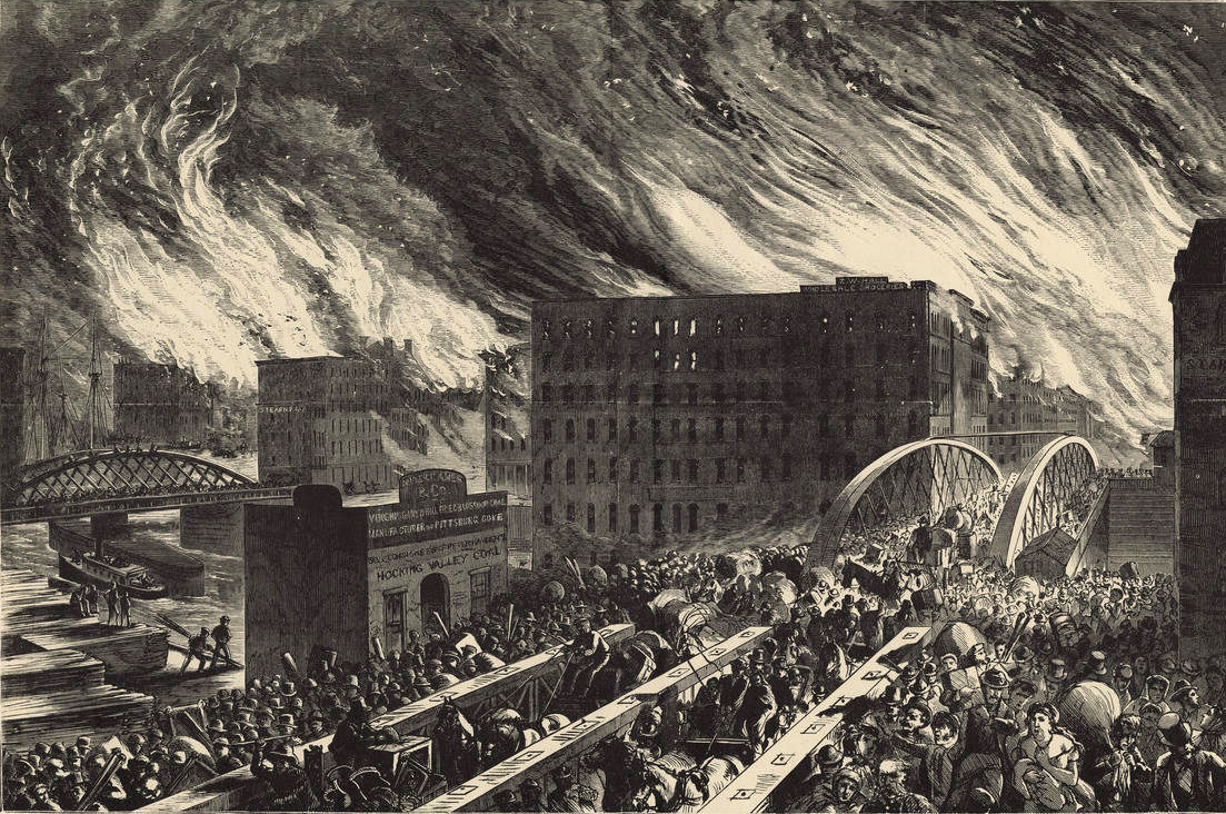 5 Things You Probably Didn't Know About the Great Chicago Fire