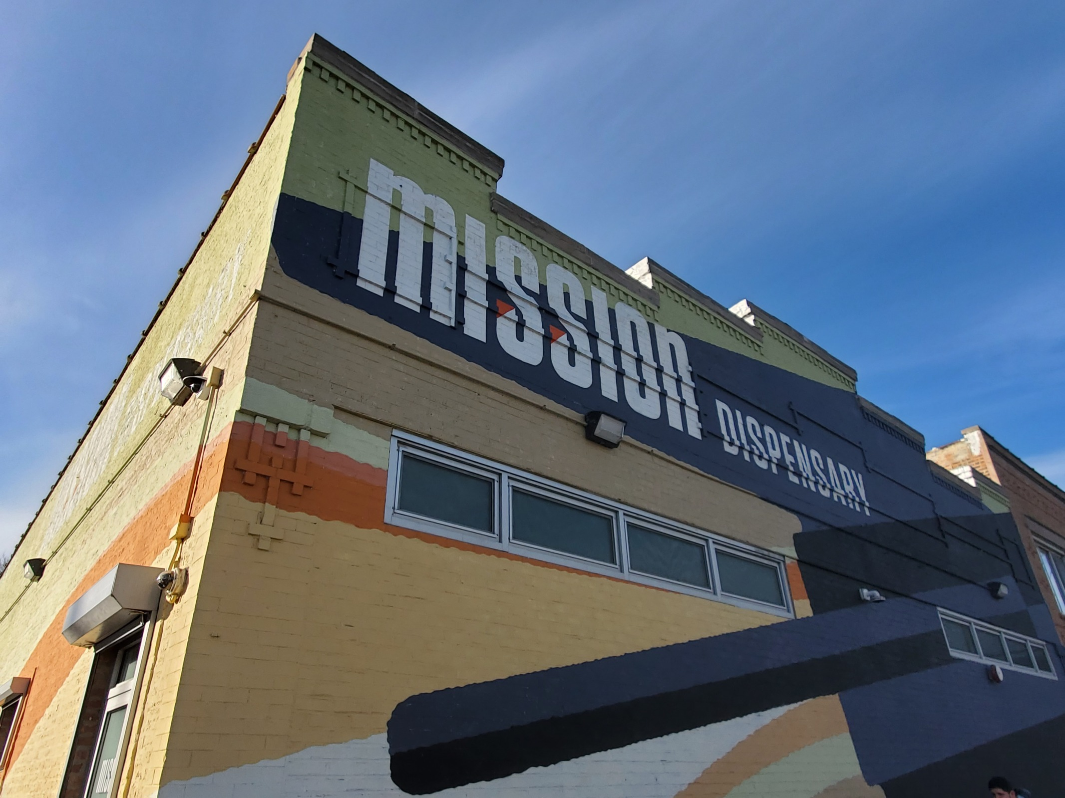 The Mission South Shore dispensary, 8554 S. Commercial Ave. in South Chicago.