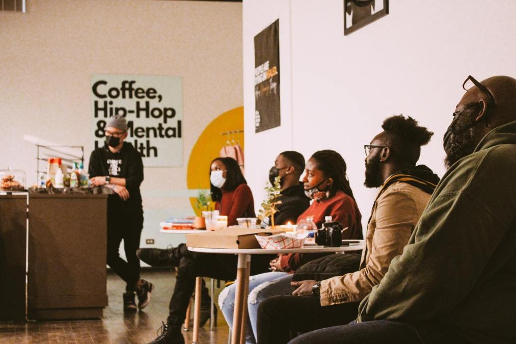 This Chicago Cafe Is Using Coffee Profits To Send People To Therapy