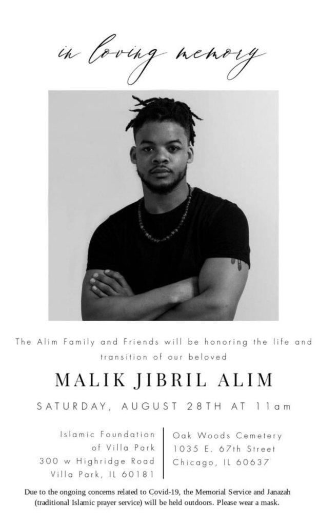 Malik Jibril Alim Celebration