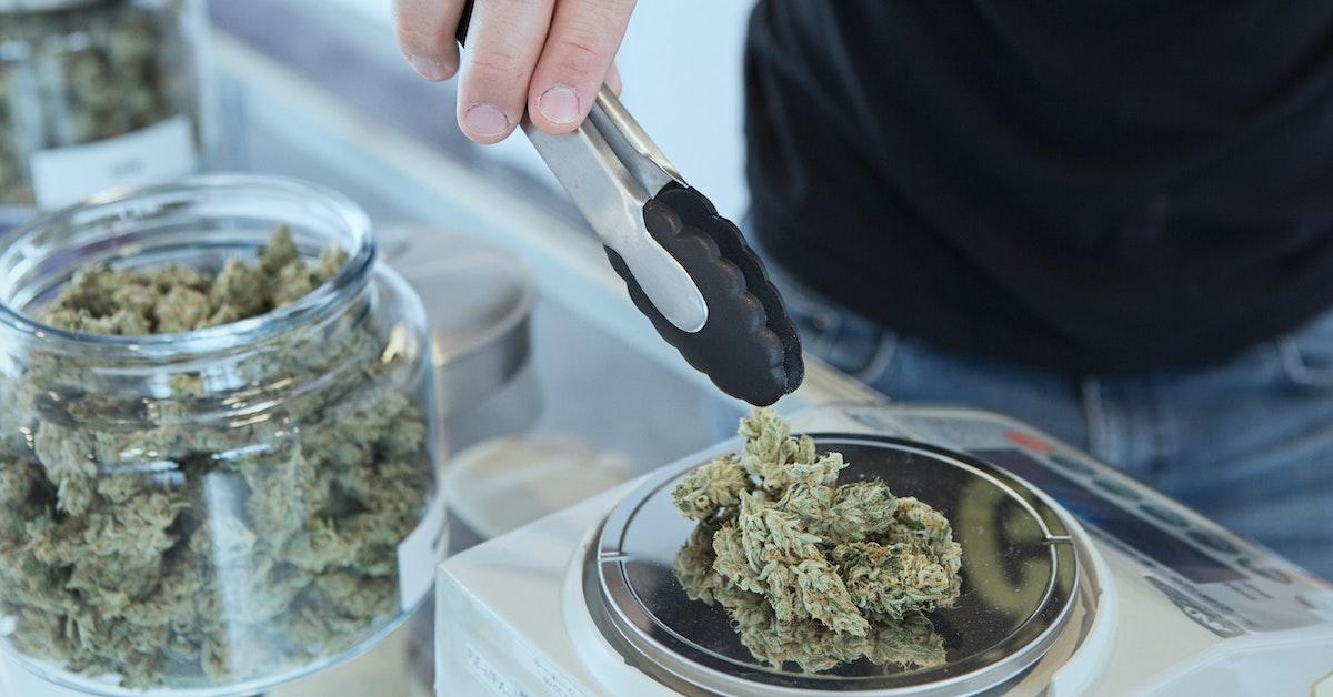 weed pot dispensary